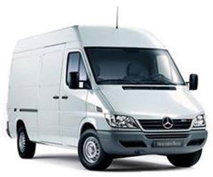 Autovermietung Mercedes Sprinter