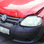 Baumgart Karosseriebau Frontschaden VW Fox