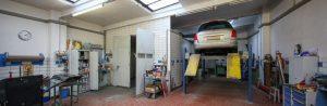 Baumgart Dortmund Werkstatt mit Dachfenster