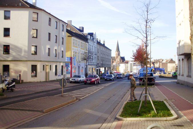 Hermanstrasse in Dortmund-Hörde