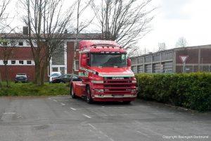 Ursprungszustand das Scania Torpedo V8